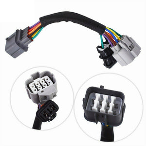 Honda OBD2 8-PIN to OBD1 Dizzy Distributor Jumper Harness Adapter Carrot Top Tuning