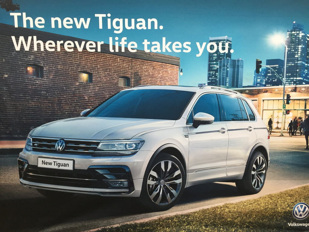Life took Ronda SA to the launch of the new Volkswagen Tiguan