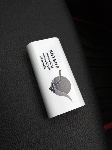 Knysna Municipality Power Bank Promotion