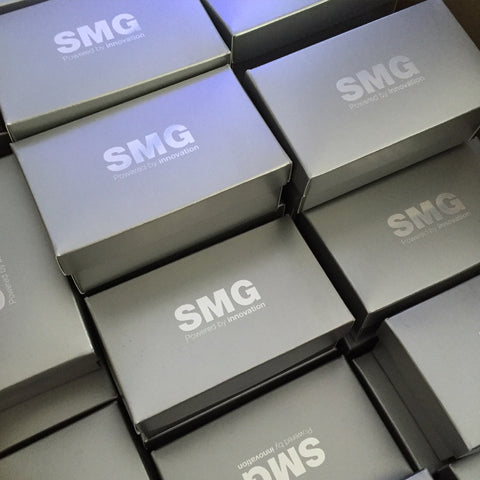 SMG Exterior Power Bank Packaging