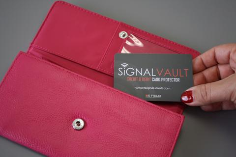 SIGNALVAULT CARD PROTECTOR