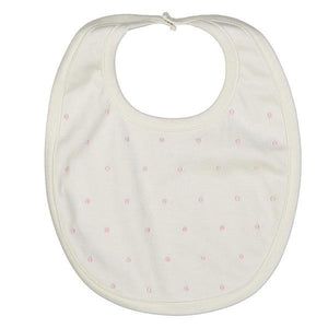 Darlene Pima Cotton Dot Bib