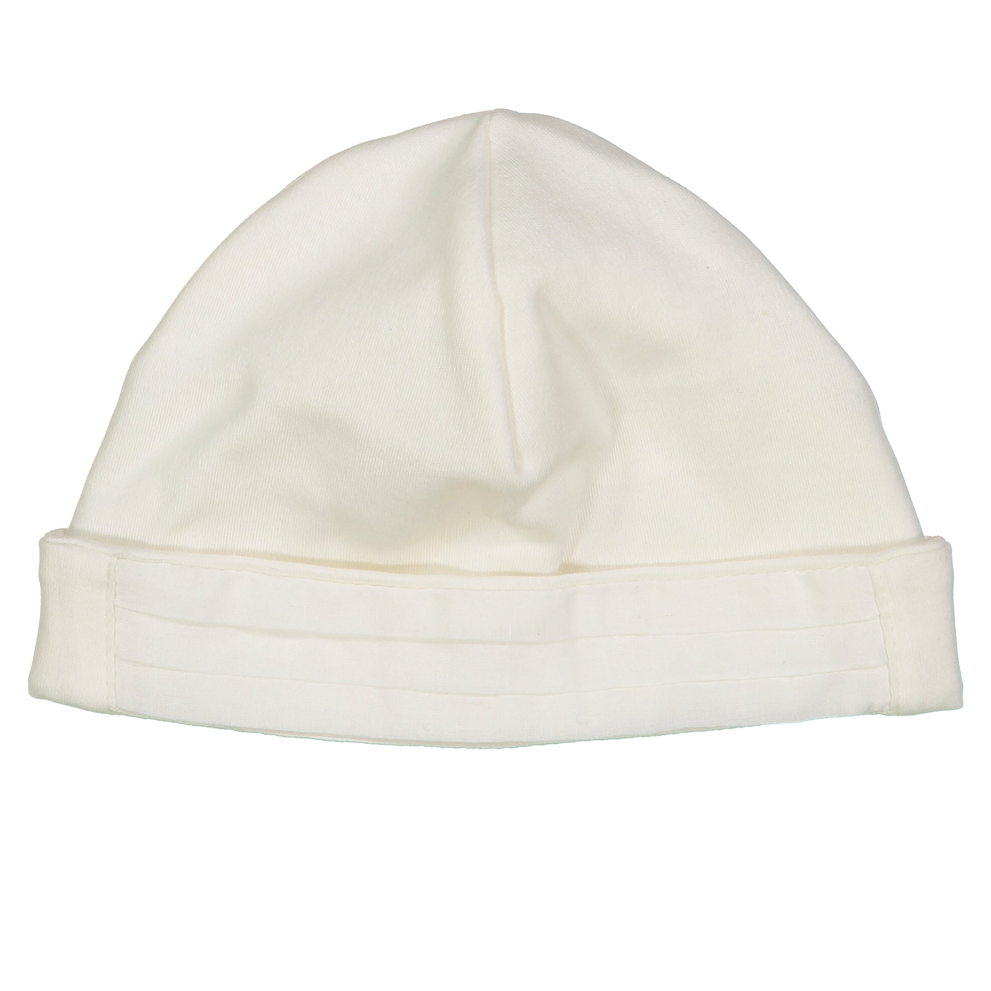 Lucien Pima Cotton Ecru Hat