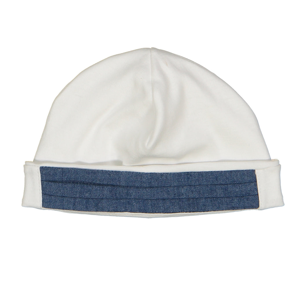 Theo Pima Cotton Chambray Hat