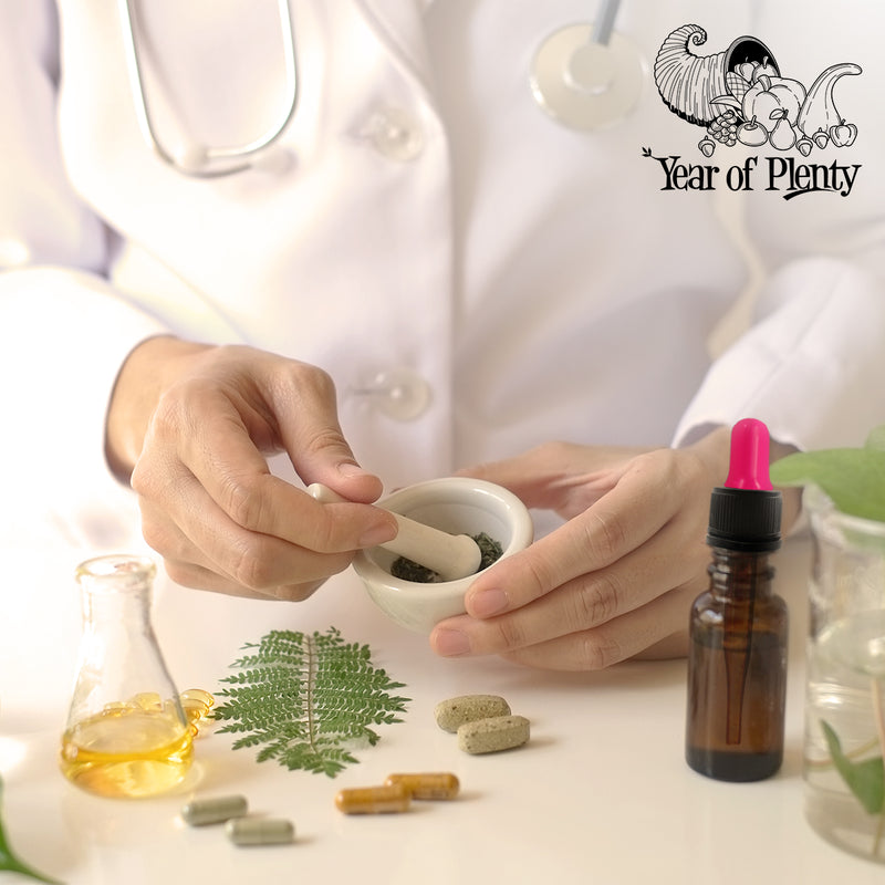 5ml & 15ml Eye Droppers for Essential Oils