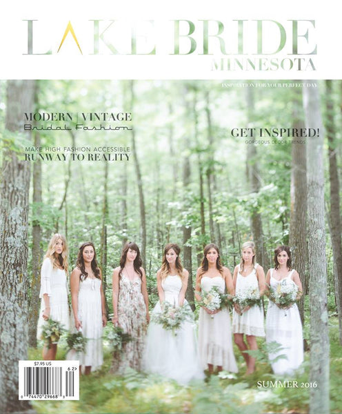 Lake Bride Magazine - Summer 2016
