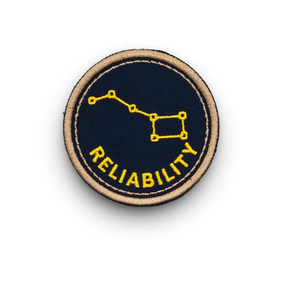 Kid's Reliability Patch - The Lake and Company