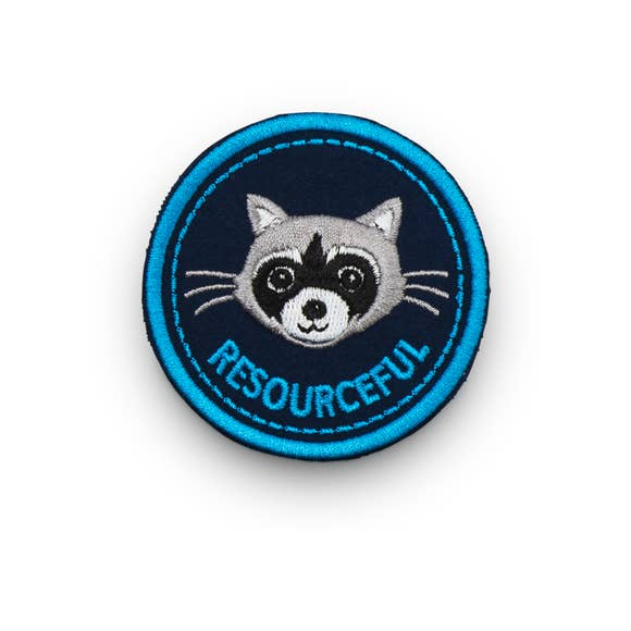 Kid's Resourceful Patch - The Lake and Company