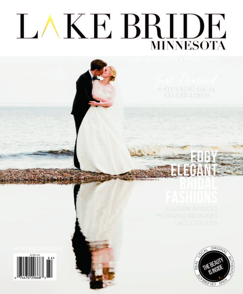 Lake Bride Magazine - Winter 2017