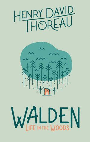 Walden: Life in the Woods - The Lake and Company