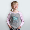 Camp Miller Youth Raglan