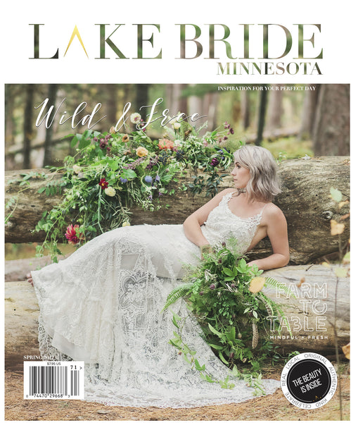 Lake Bride Magazine - Spring 2017