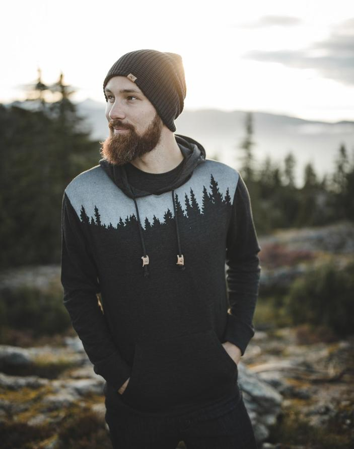 Men's Juniper Hoodie - Multiple Colors - The Lake and Company