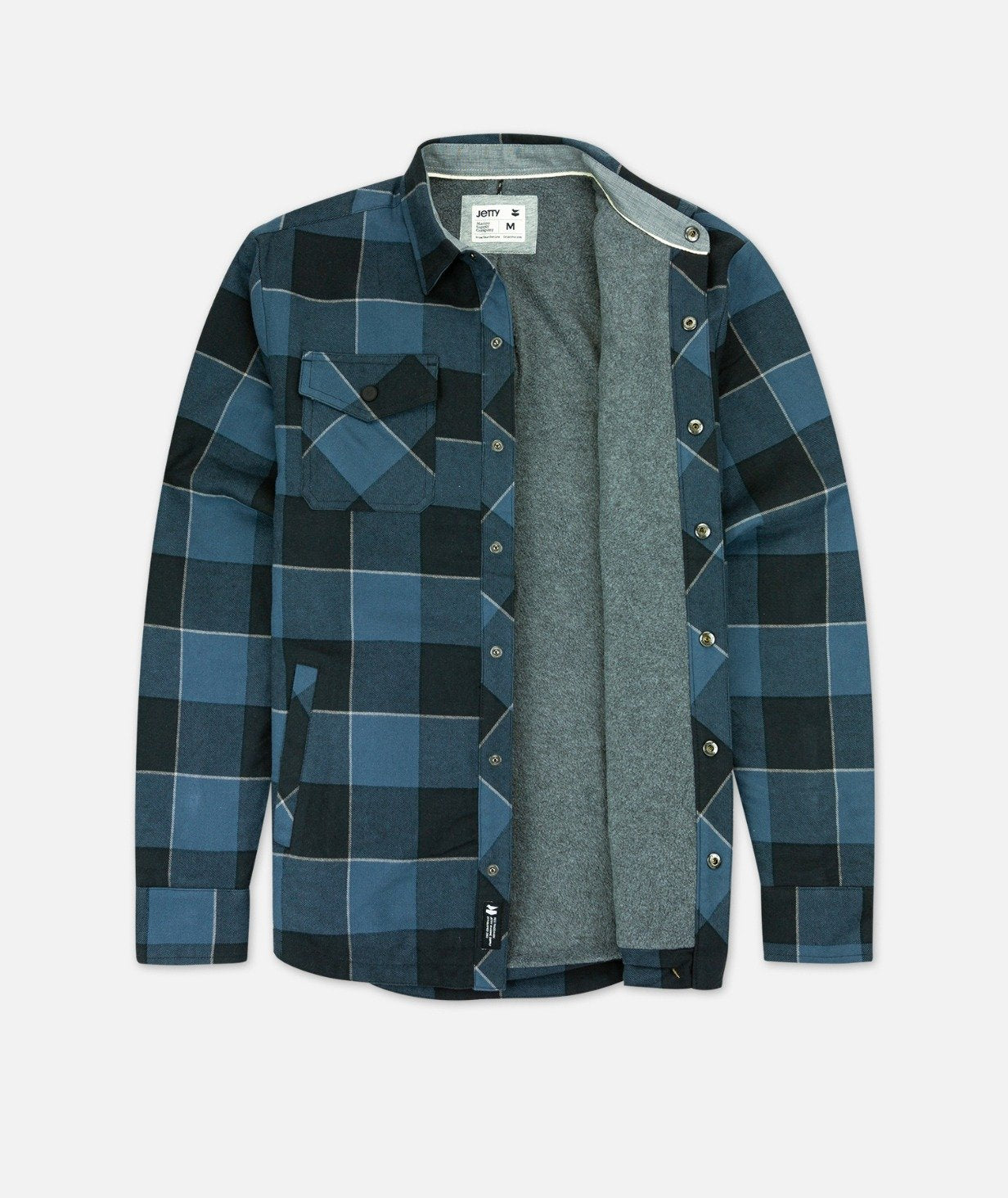 The Men's Spinner Jacket - Navy - The Lake and Company