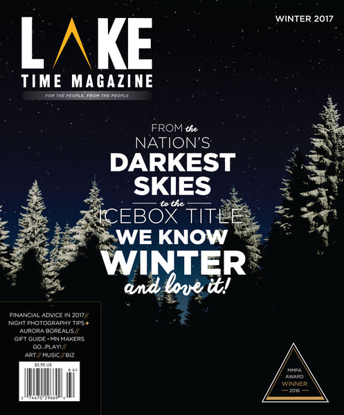 Lake Time Magazine - Winter 2017