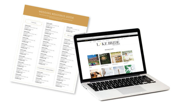 Lake Bride Magazine - Resource Guide Company Listing