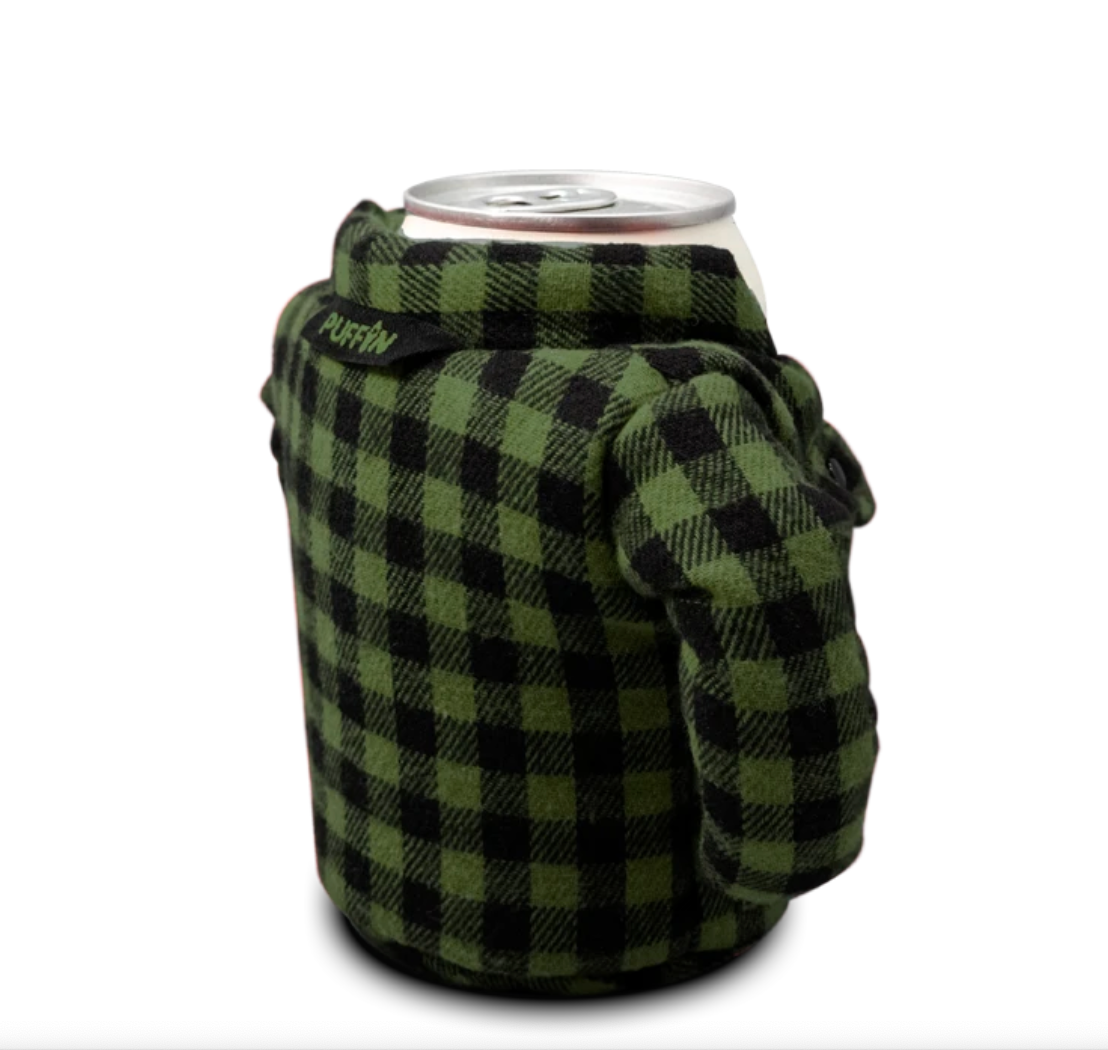 Beverage Flannel - Multiple Colors - The Lake and Company