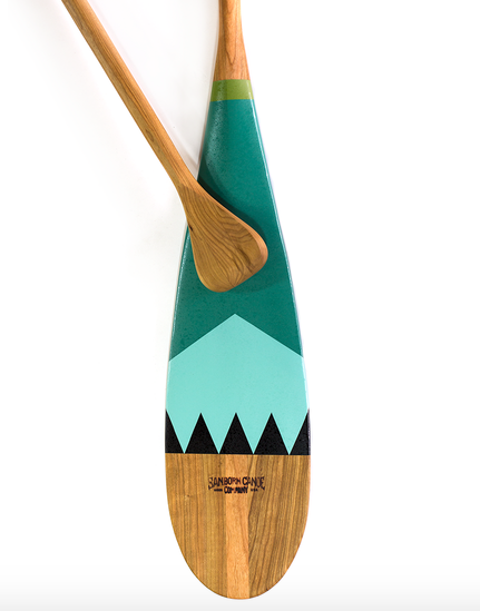 Bevertail Blade Painted Paddles
