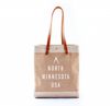 North, Minnesota, USA - Apolis Standard Market Tote