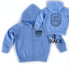 Camp Kitchigami Toddler Zip-Up