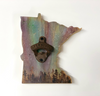 MN Northern Lights Beer Me Bottle Opener