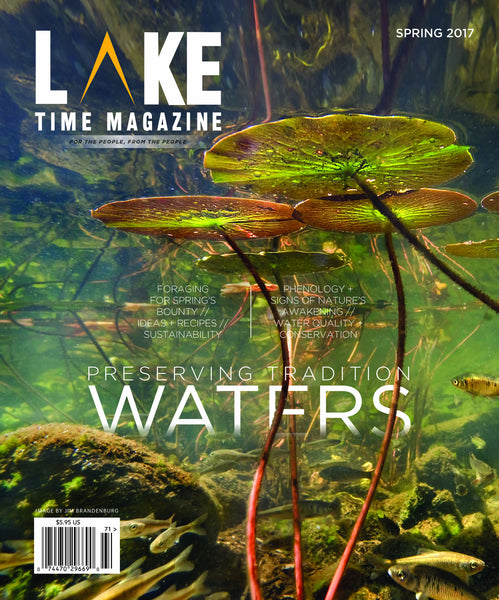 Lake Time Magazine - Spring 2017