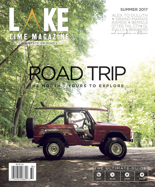 Lake Time Magazine - Summer 2017