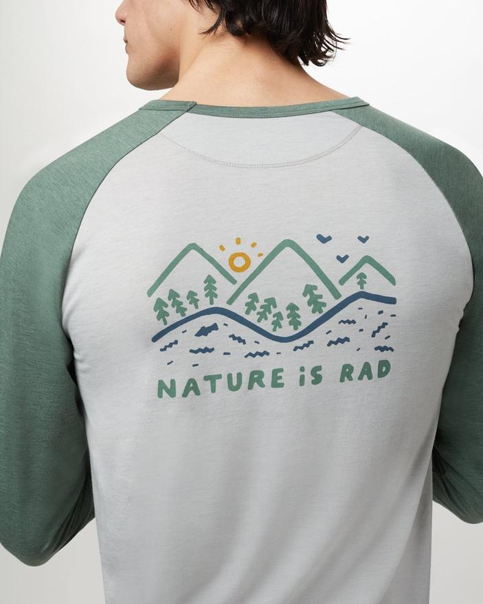 Men's Nature is Rad Planter T-Shirt - The Lake and Company