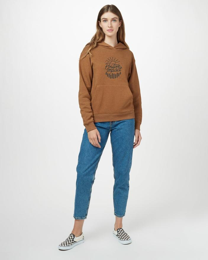 Women's Positive Impact Hoodie - The Lake and Company
