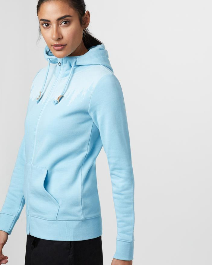 Women's Juniper Clissic Zip Hoodie - The Lake and Company