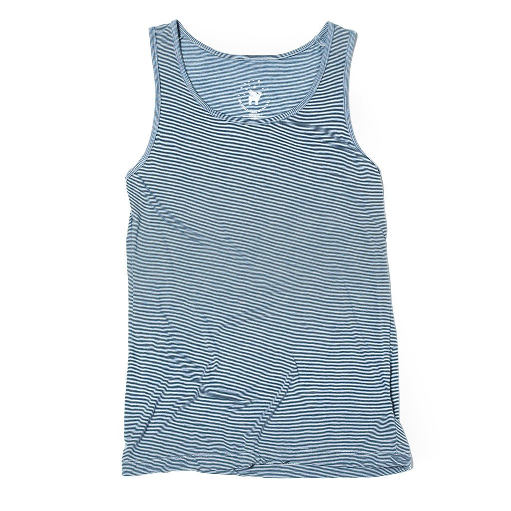 Women's Lotus Tank - Superior Stripe - The Lake and Company