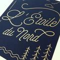 L'Etolie du Nord Print - The Lake and Company
