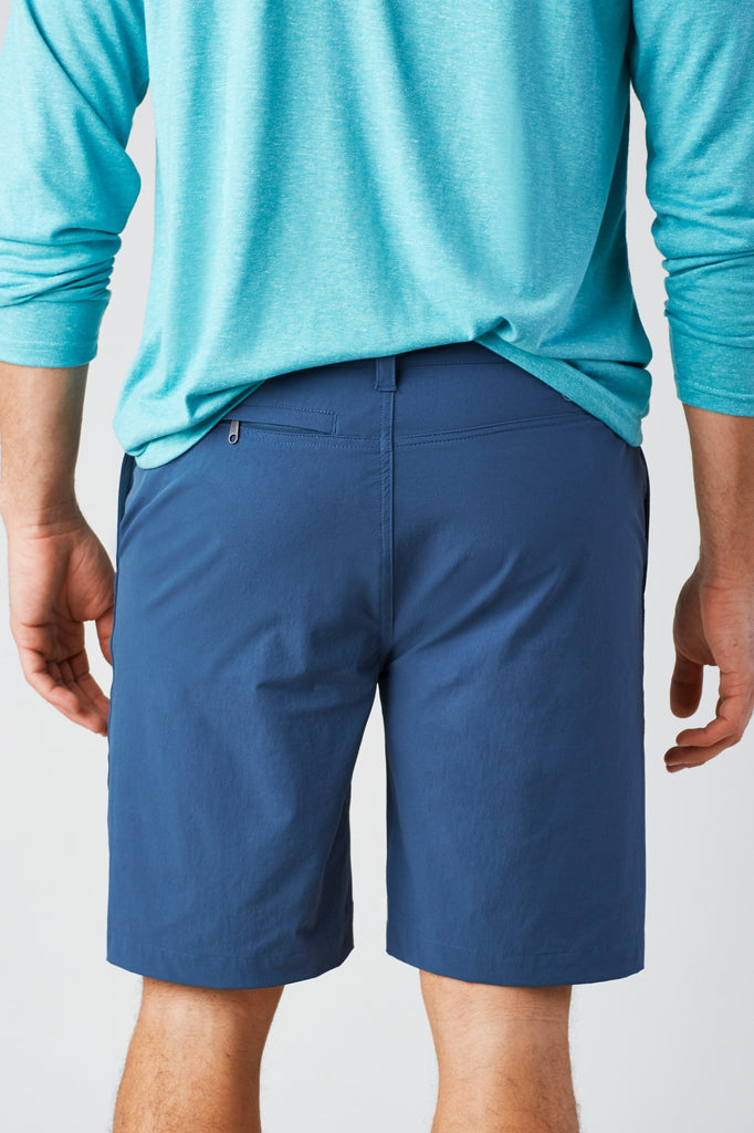 Men's Anywhere Short - Orion Blue - The Lake and Company