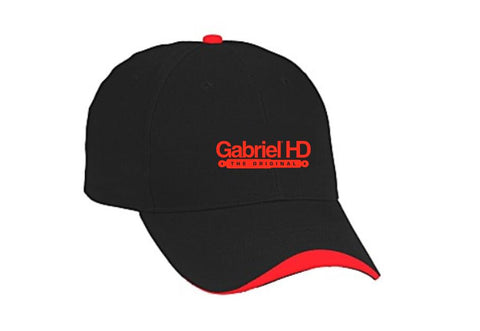 Gabriel HD Baseball Hat