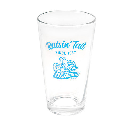 HiJackers Pint Glass