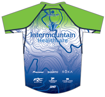 Intermountain Tri Running Jersey