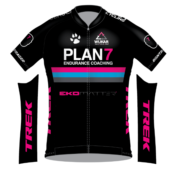 Plan 7 Women's Short Sleeve Jersey