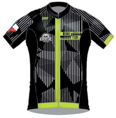 Sun Adventure Sport Bio Fit Jersey- Green
