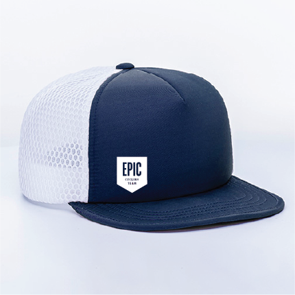 "Epic Cycling Team Trucker Hat ""limited quantities"""