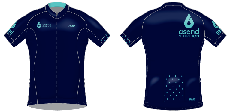 Asend Nutrition Bio Fit Jersey