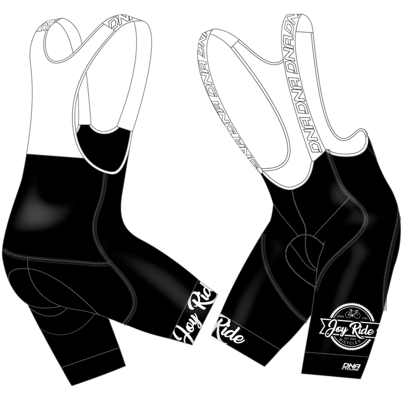 Joy Ride Elite Bib Short - BLACK
