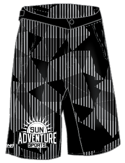 Sun Adventure Sport Freeride Baggie Short