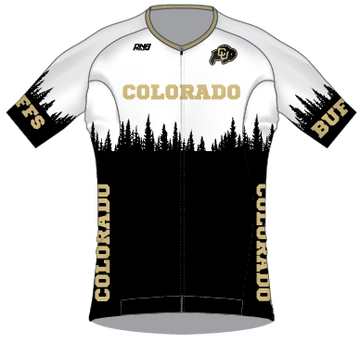 CU Cycling Race Day Jersey
