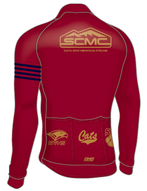 SCMC  Long Sleeve Jersey