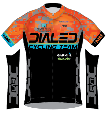Dialed Cycling Race Jersey