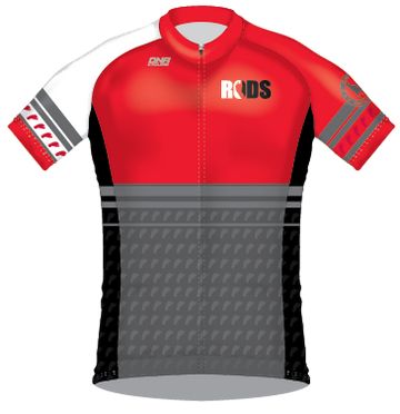 RODS Century Jersey - RED