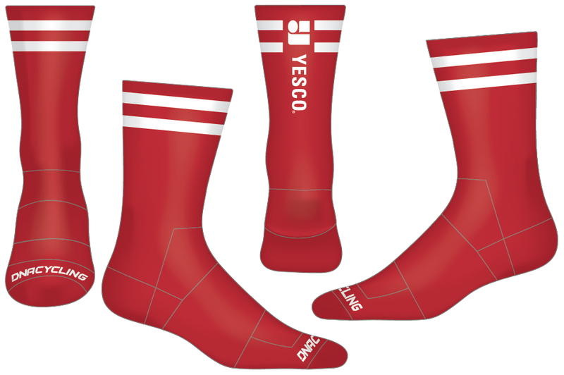 "YESCO 6"" Performance Sock"
