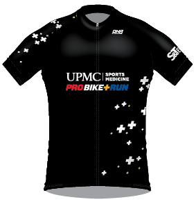 UPMC Black Race Jersey