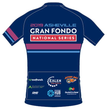 GFNS Asheville Distance Jersey