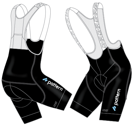 Pattern Elite Bib Short